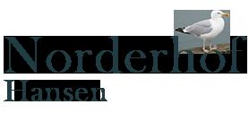 Norderhof Hansen | Die Unterkunft für Ihren Nordseeurlaub auf Nordstrand Logo